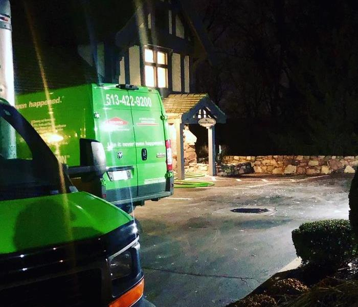 Time doesn't matter with SERVPRO