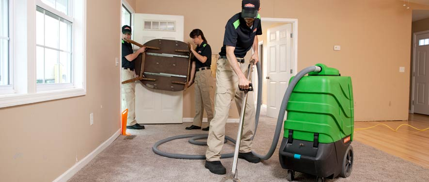 Liberty Township, OH residential restoration cleaning